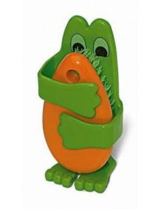 Cepillo baño froggy + base...